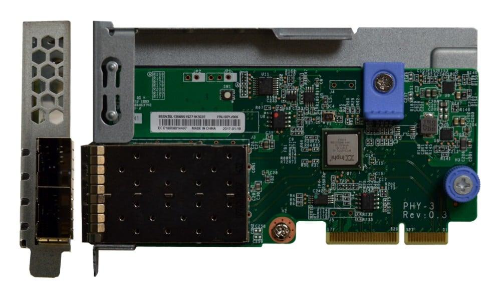 Lenovo CA 10Gb 2-port SFP+ LOM 7ZT7A00546