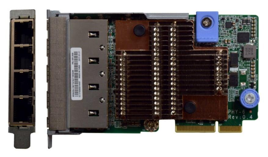 Lenovo 10Gb 4-port SFP+ LOM 7ZT7A00547