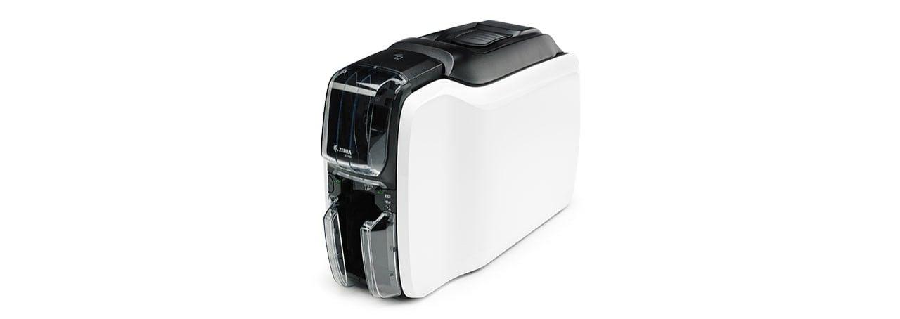 Zebra Printer ZC100, Single Sided, UK/EU Cords, USB ZC11-0000000EM00