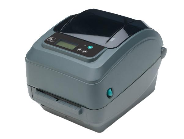 Zebra TT Printer GX420t, 203dpi, EU and UK Cords GX42-102420-000