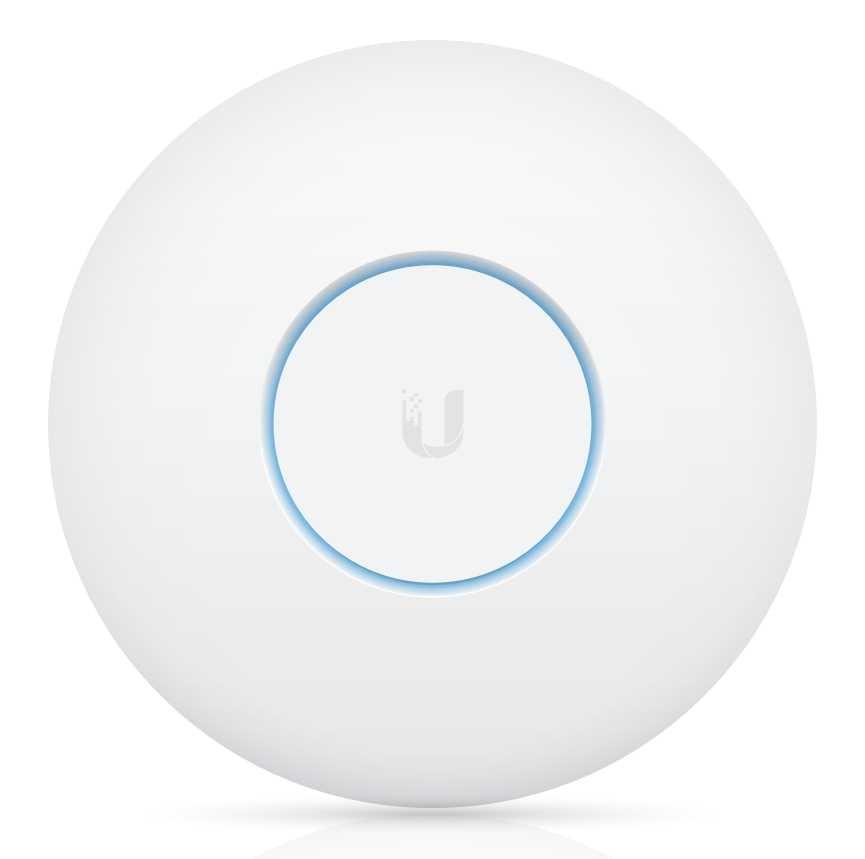 Ubiquiti 1500 Client Capacity, 10 Gbps, Enterprise Wi‑Fi Access Point