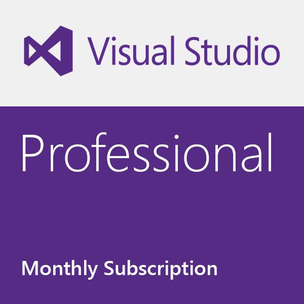 Visual Studio Professional - 8330ee7e-073d-45b3-912a-6a6332a541fa